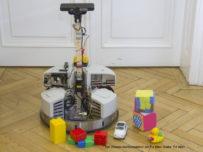 Der Zimmer-Aufräumroboter der TU Wien Quelle: TU Wien